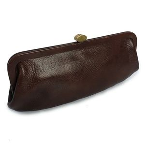 Vintage 50s Long Clutch Bag Purse Roger Van S